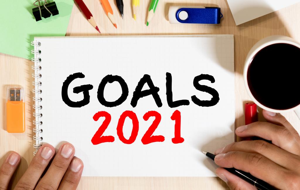 2021 Goal Setting Students